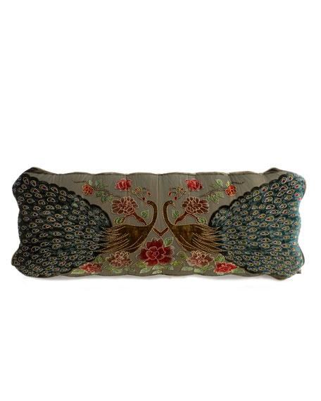 Haute House Peacock Bench