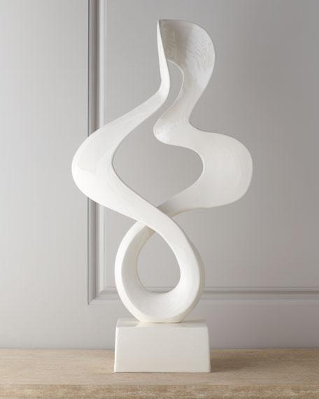 John-Richard Collection Free-Form Sculpture
