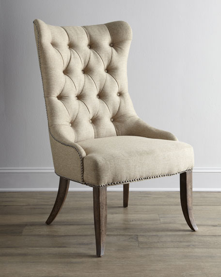 Hooker Furniture Two Donabella Tufted Chairs