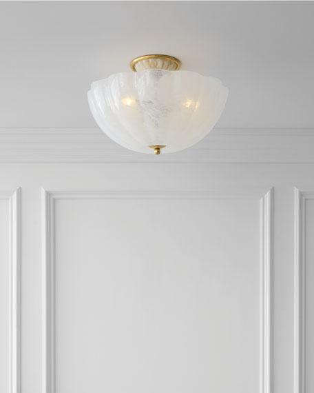 AERIN Rosehill Semi-Flush Light Fixture