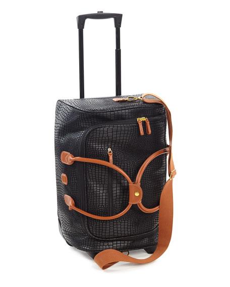 """Bric's My Safari 21"""" Rolling Duffel Luggage"""
