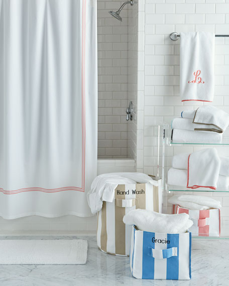 Shower Curtains Designer Awesome Tahari Fabric