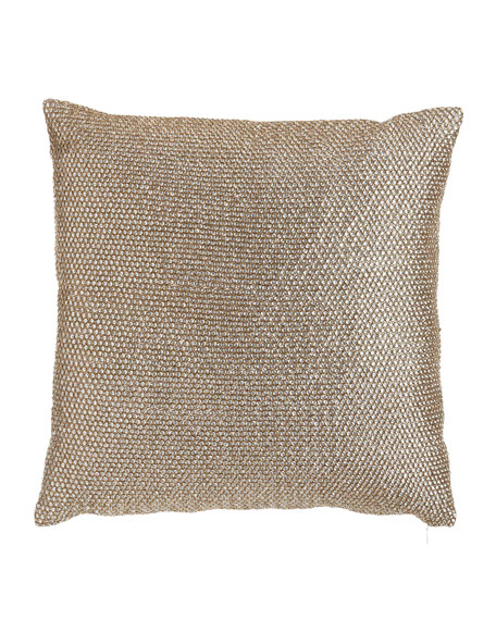 "Brava Pillow, 18""Sq."