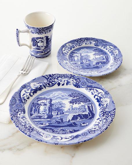 12-Piece Blue Italian Dinnerware Service  sc 1 st  Neiman Marcus & Spode 12-Piece Blue Italian Dinnerware Service | Neiman Marcus