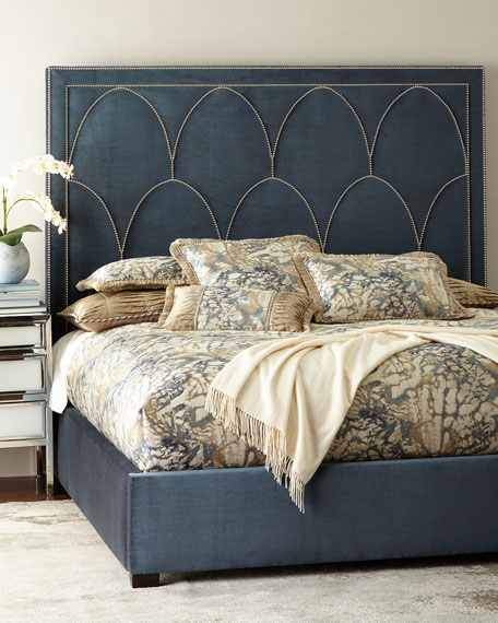 Bernhardt Arista Upholstered Bed & Matching Items