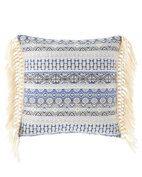 Jamie Young Bohemian Handmade Pillow and Matching Items