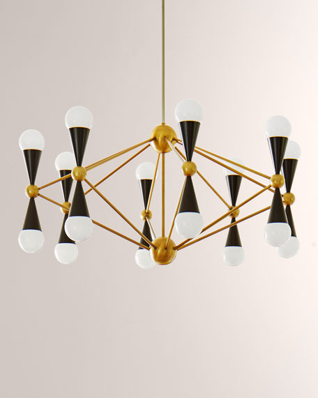 Caracas 16-Light Chandelier