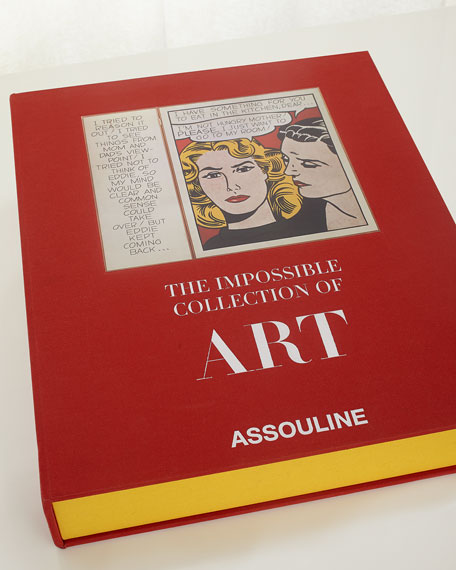 Assouline Publishing The Impossible Collection of Art