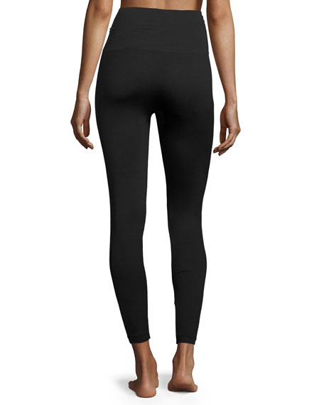 Image 2 of 3: Spanx Plus Size Look-at-Me-Now™ Seamless Leggings