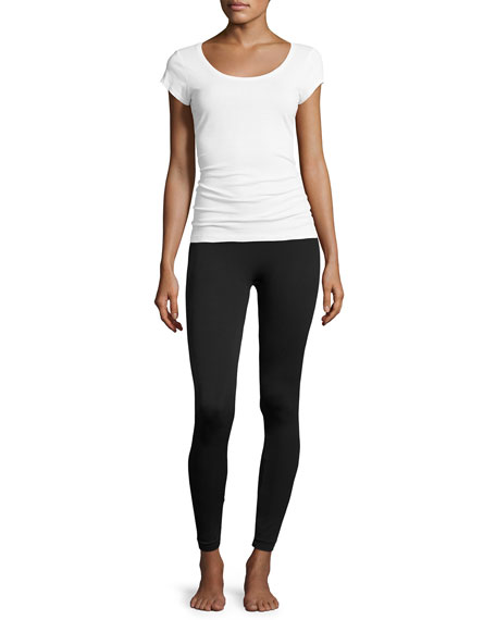 Image 3 of 3: Spanx Plus Size Look-at-Me-Now™ Seamless Leggings
