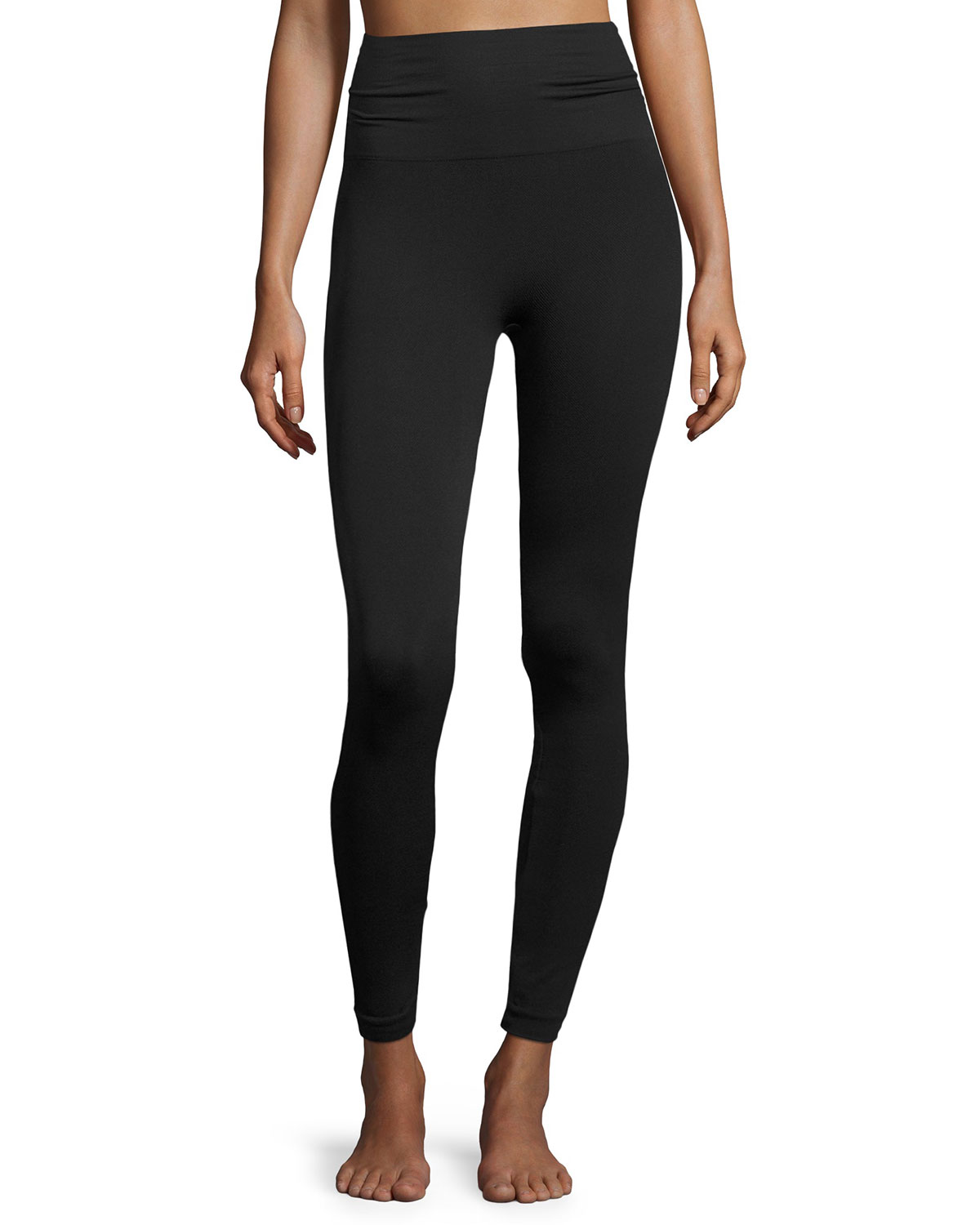 Spanx Plus Size Look-at-Me-Now™ Seamless Leggings