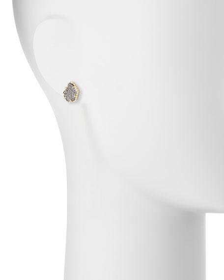 Kendra Scott Tessa Druzy Button Earrings