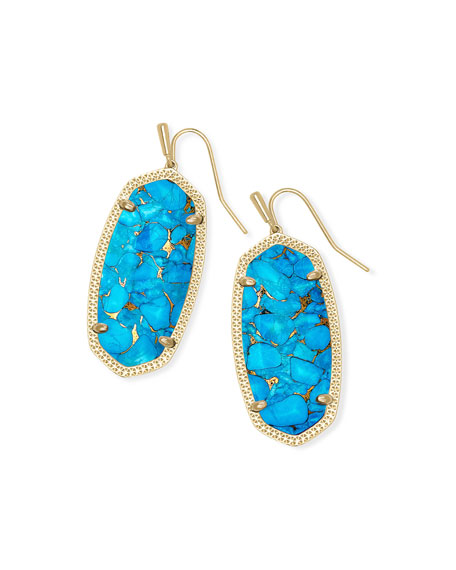 Kendra Scott Elle Statement Drop Earrings
