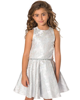 8df5c805f Zoe Dresses & Clothing for Girls at Neiman Marcus