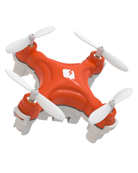 SKEYE Nano Drone, Orange/White