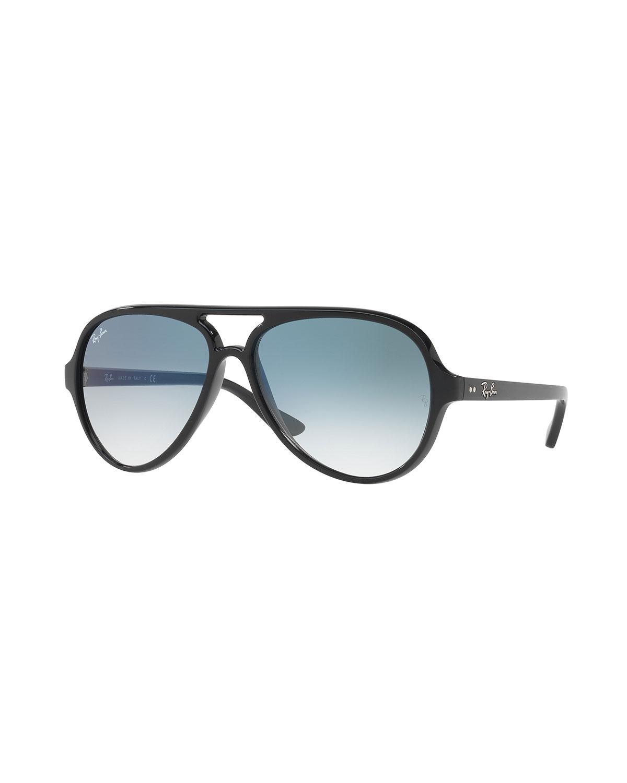 a66e97b890010b Ray-Ban Cats 5000 Classic Sunglasses