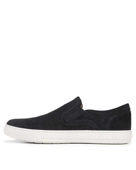 Ace Perforated Suede Skate Sneaker