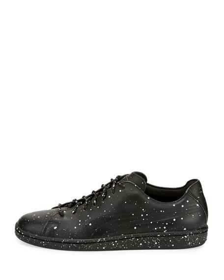 X DP Match Men's Splatter Low-Top Sneaker