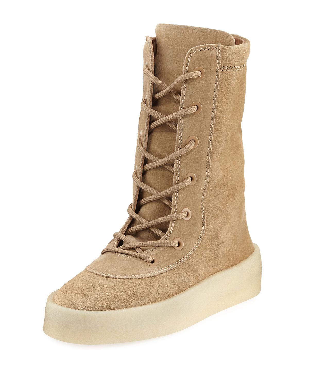 6c888a6b1ea Yeezy Season 4 Crepe Boot