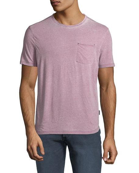John Varvatos Star USA Men's Burnout Jersey T-Shirt