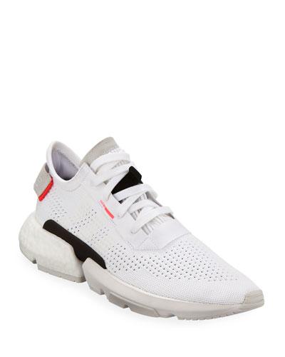 Men's Pod-S3.1 Running Sneakers  White