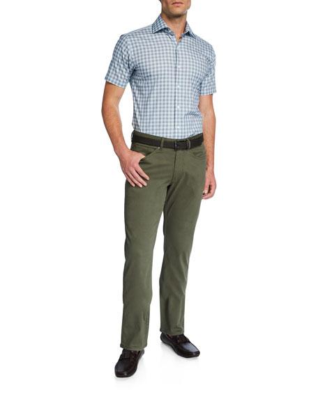 Peter Millar Men's Ultimate Sateen 5-Pocket Pants