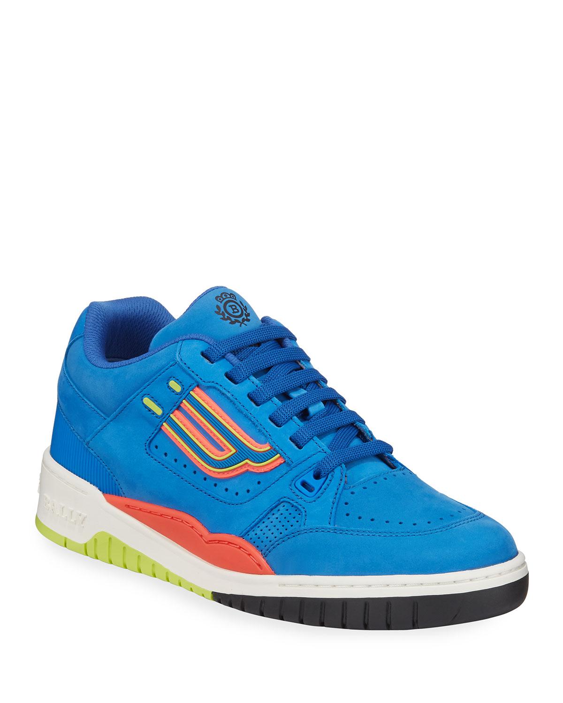 Kuba Multicolor Leather Sneakers