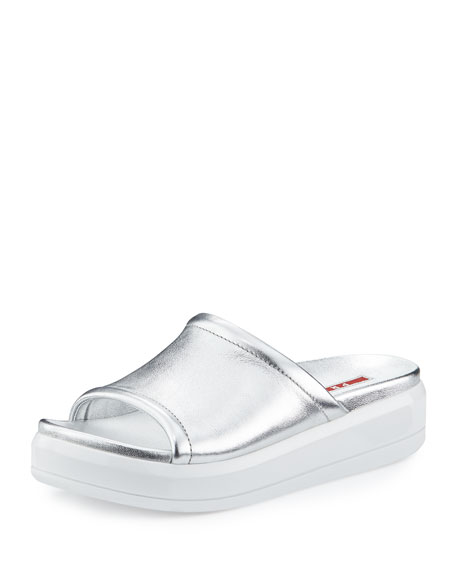 outlet low price Prada Sport Platform Slide Sandals choice sale online fashion Style cheap online nicekicks RYPNGm