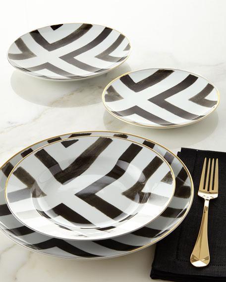 Sol y Sombra Dinner Plate