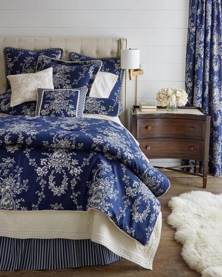 Sherry Kline Home Queen 3-Piece Country Toile Comforter Set