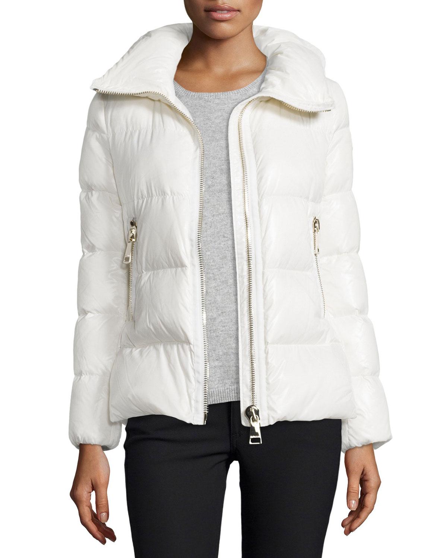 0598cbc46 Joux High-Neck Puffer Jacket