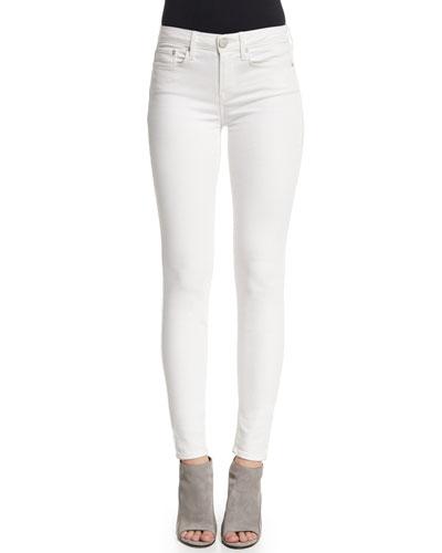 Riley Skinny Jeans, White