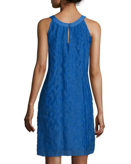 Batiste Pintucked Dress