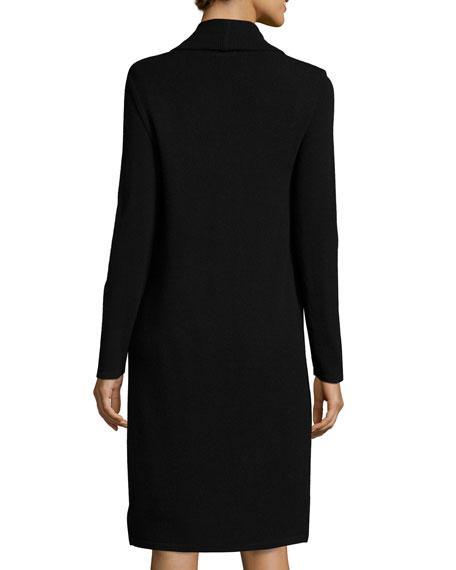 Long Cashmere Vest