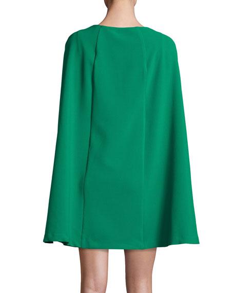 Colette Mini Cape Dress