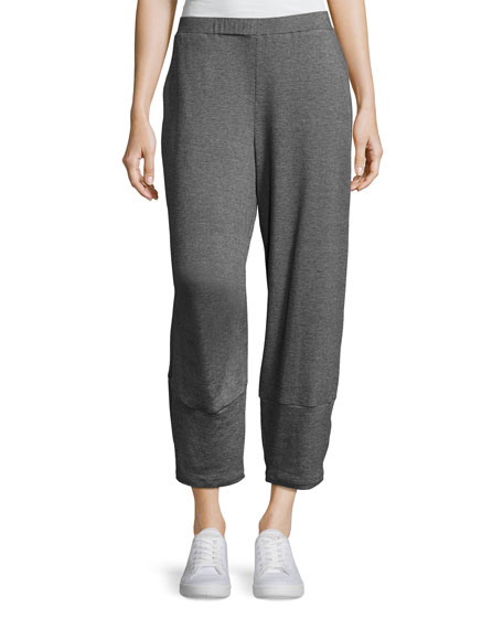 Eileen Fisher Tencel® Terry Lantern Ankle Pants