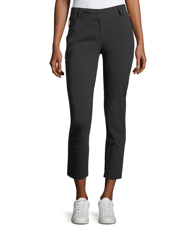 Anatomie Susan Ankle-Zip Pants | Neiman Marcus