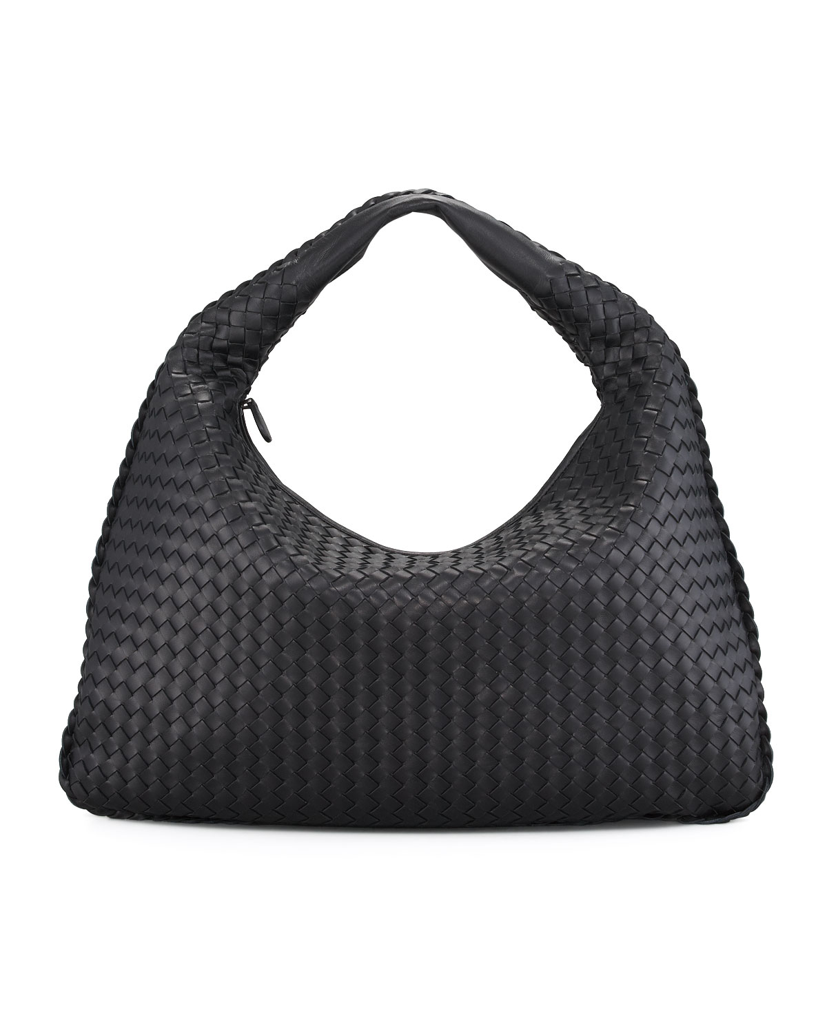 Bottega Veneta Veneta Intrecciato Large Hobo Bag 27c48f39d21f