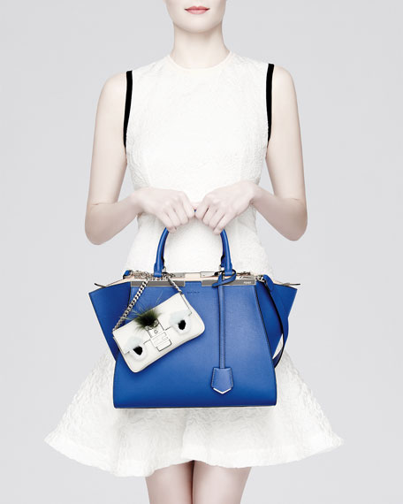 135f76e284 ... uk fendi baguette micro bag bugs crossbody bag white black neiman  marcus 5eafb 62482