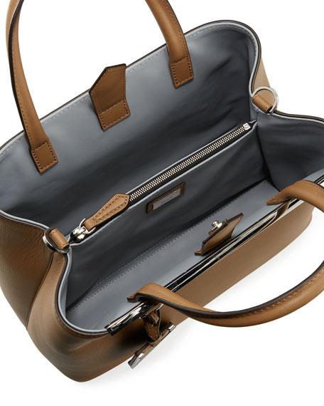 2Jours Leather Satchel Bag