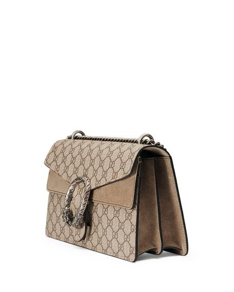 Gucci Dionysus GG Supreme Small Shoulder Bag