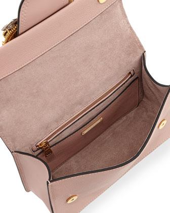 d74521518af Miu Miu Lady Jeweled Madras Leather Shoulder Bag | Neiman Marcus