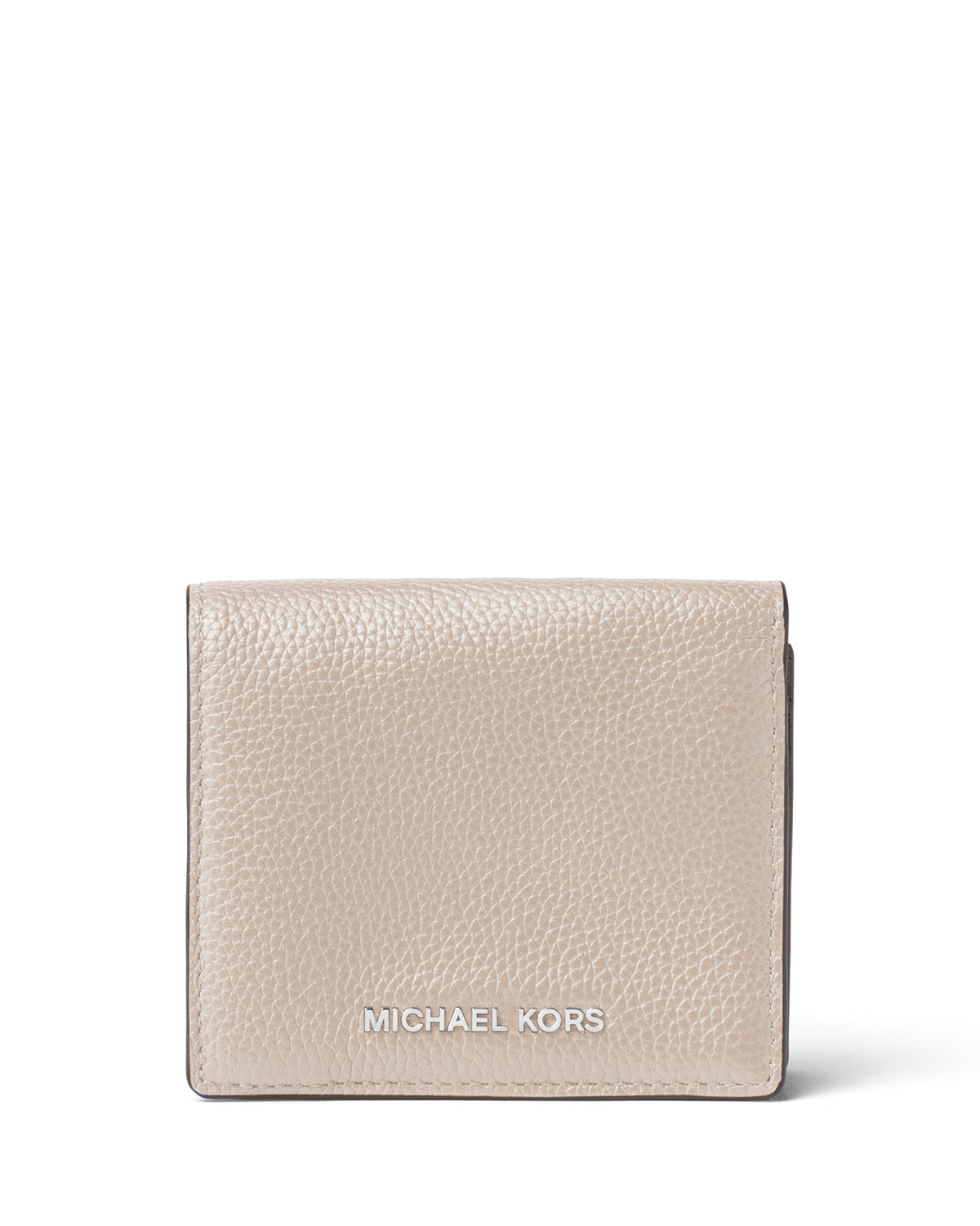 11157f06ee70 MICHAEL Michael Kors Mercer Leather Card Case | Neiman Marcus