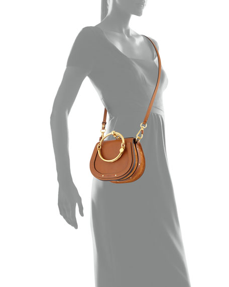 Image 2 of 2: Chloe Nile Small Bracelet Crossbody Bag
