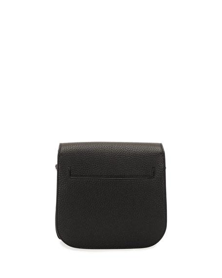 Tara Small T Clasp Shoulder Bag