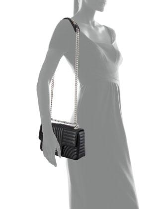 0e19fa278e79 Prada Medium Diagramme Shoulder Bag   Neiman Marcus