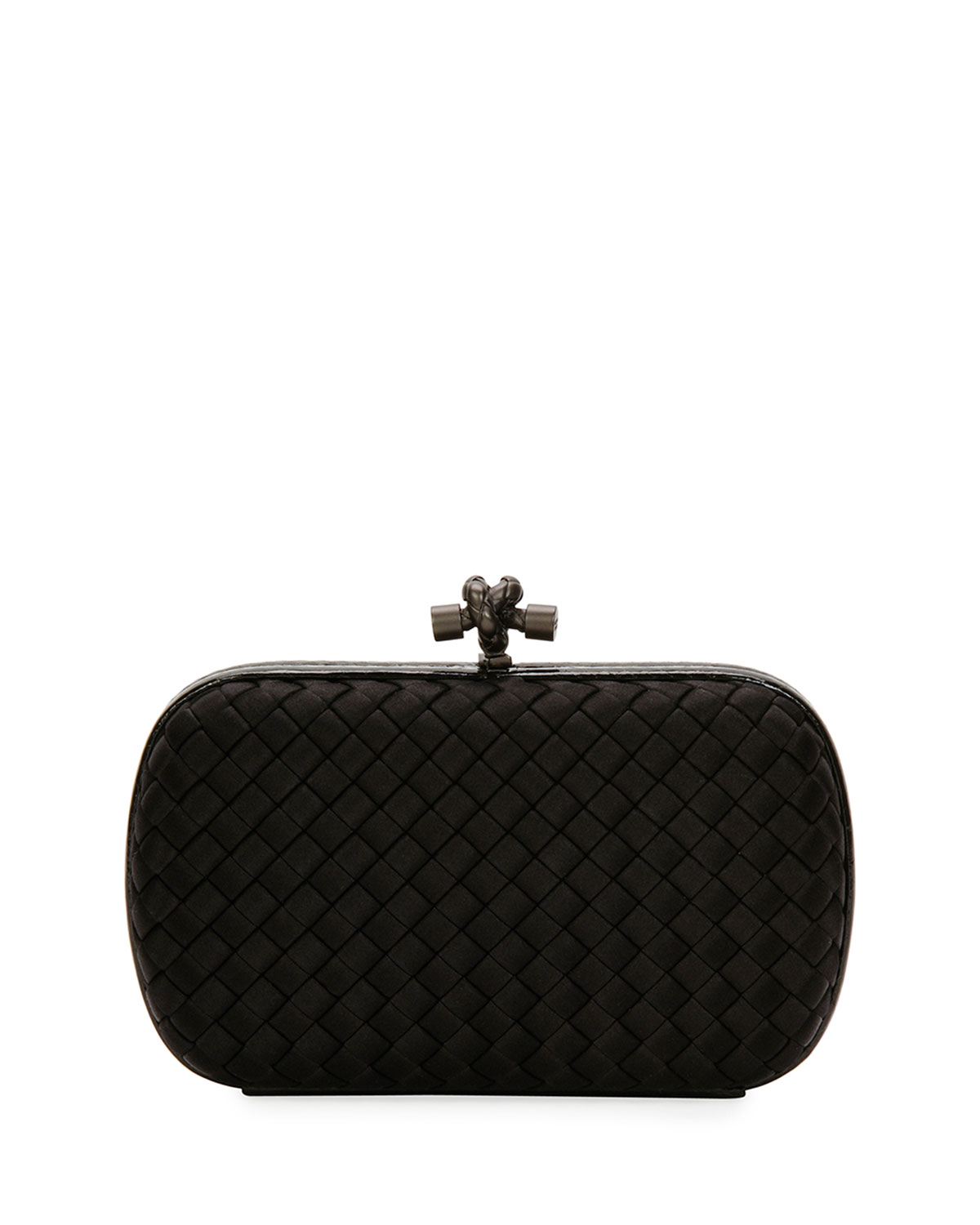 75989f13a052 Bottega Veneta Medium Chain Knot Clutch Bag
