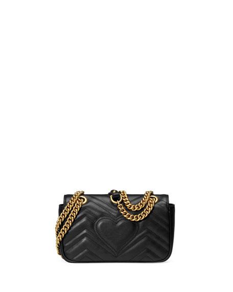 Gucci GG Marmont 2.0 Mini Matelasse Shoulder Bag