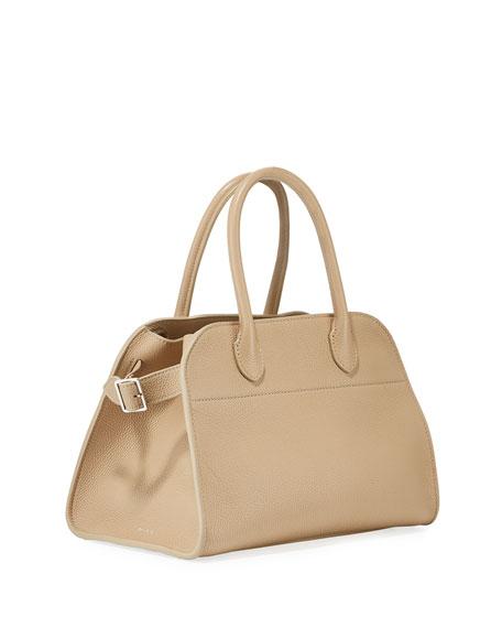 THE ROW Margaux 10 Grained Calfskin Bag