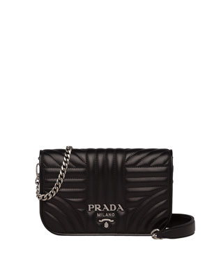 18a1a90fa4ad Prada Wallets, Keychains & Bag Charms at Neiman Marcus